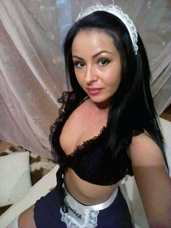 Costum Chilirose Sexy Maid