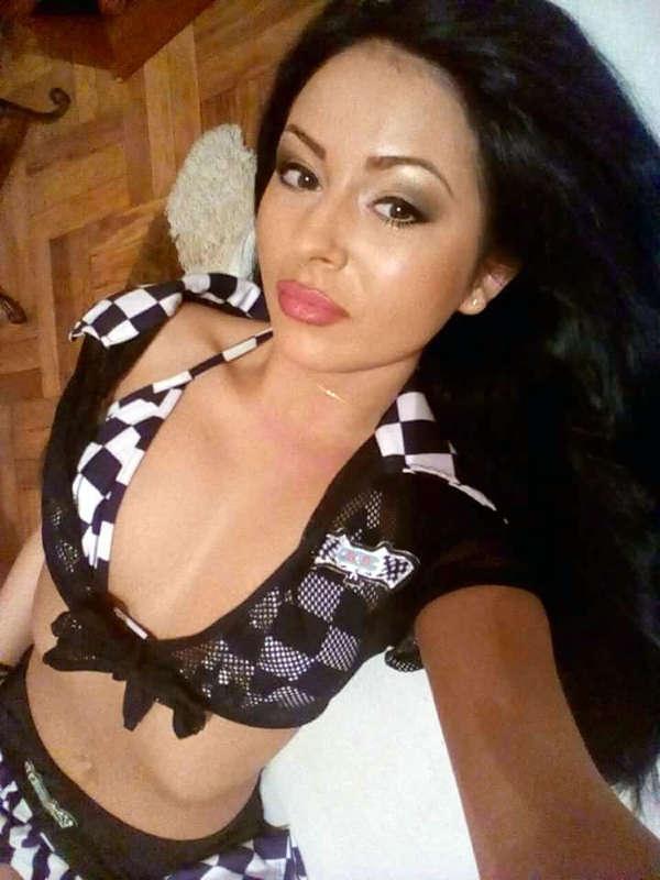 Costum Chilirose Racing Girl