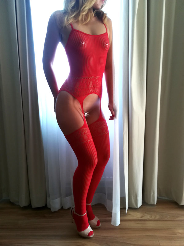 Catsuit Obsessive F214