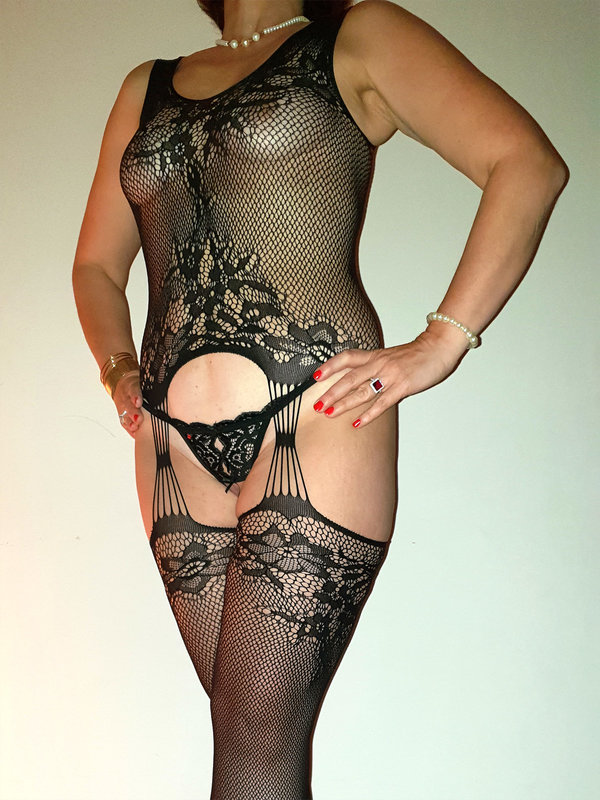 Catsuit Obsessive F221