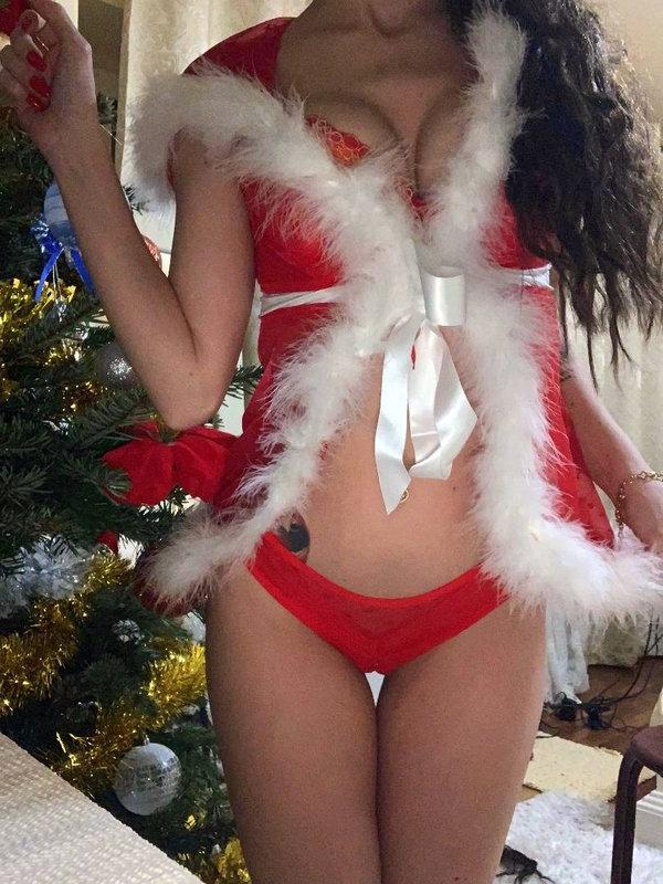Costum Obsessive Santacutie peignoir