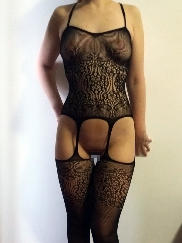 Catsuit Obsessive F218