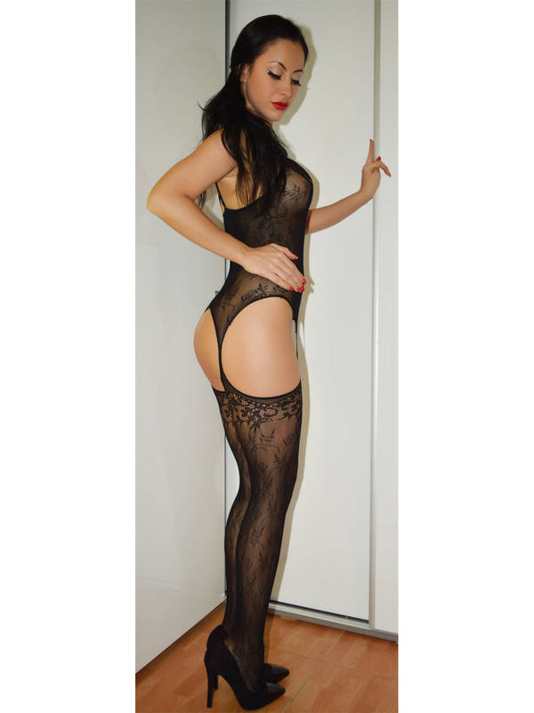 Catsuit Obsessive F209