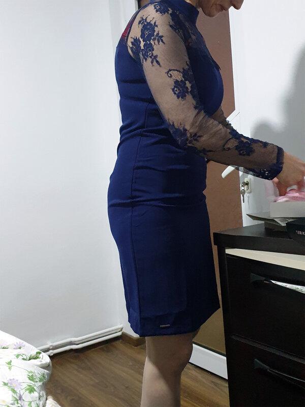 Rochie Merribel Astrai Dark Blue