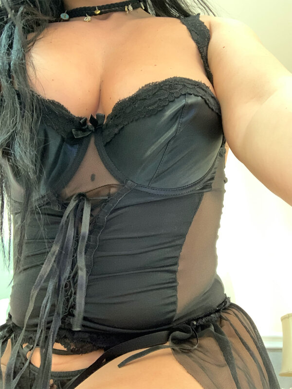 Corset Beauty Night Dorothy black