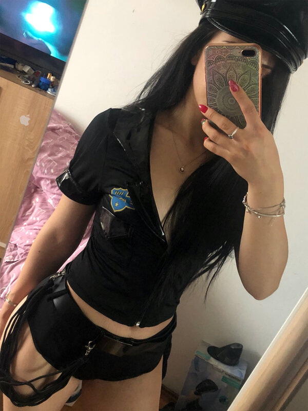 Costum Obsessive Police set