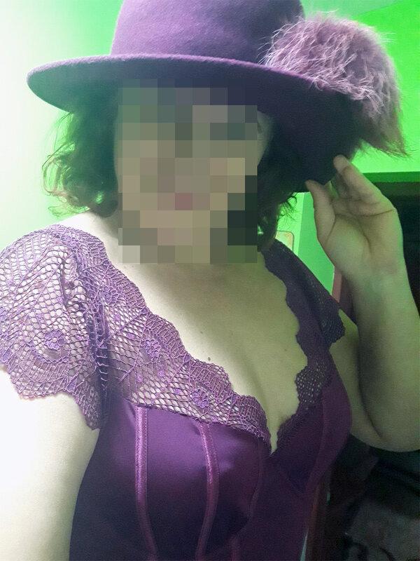 Body Obsessive Moketta purple