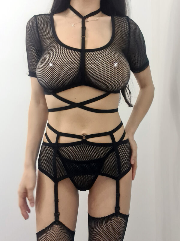 Set sexy Chilirose CR-4399