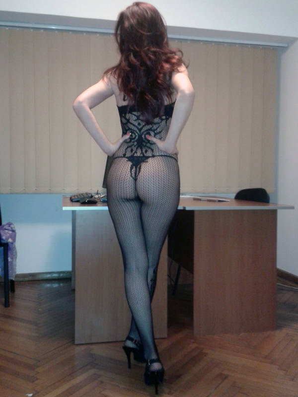 Catsuit Obsessive G308