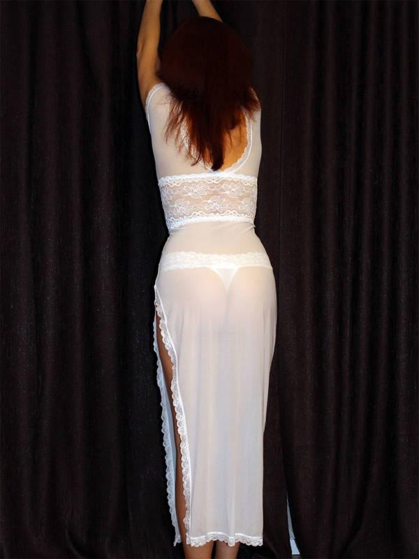 Chemise Chilirose Belinda white