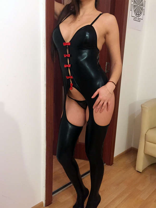 Catsuit Lolitta Flame