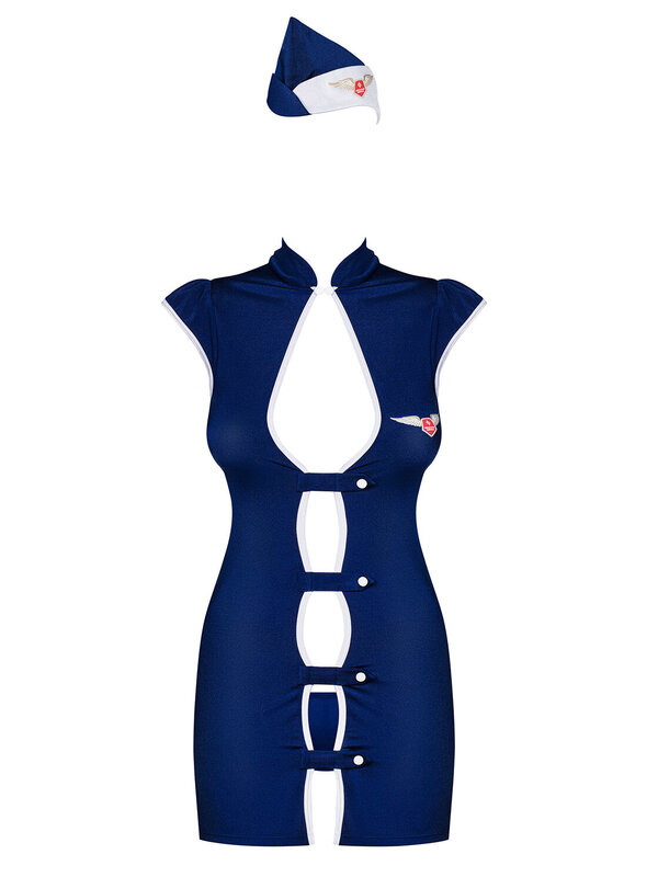 Costum Obsessive Stewardess