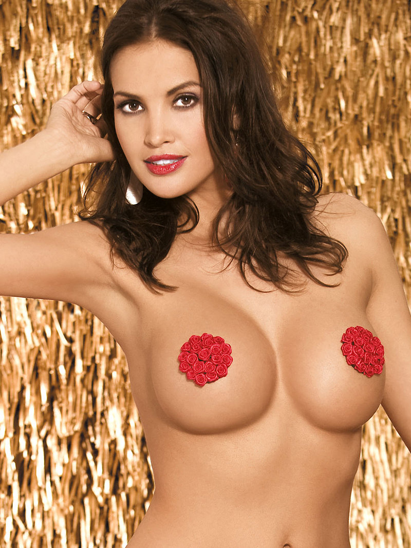 Obsessive Lucky nipple covers
