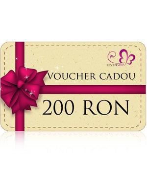 Voucher cadou 200 RON