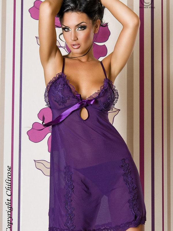 Chemise Chilirose Purple