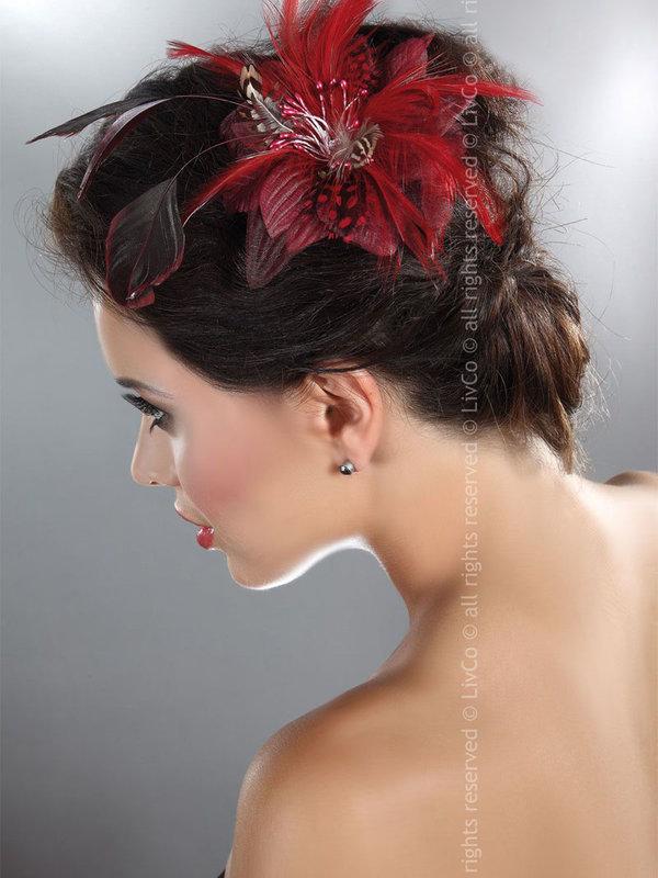 Palarie LivCo Hair clip model 8