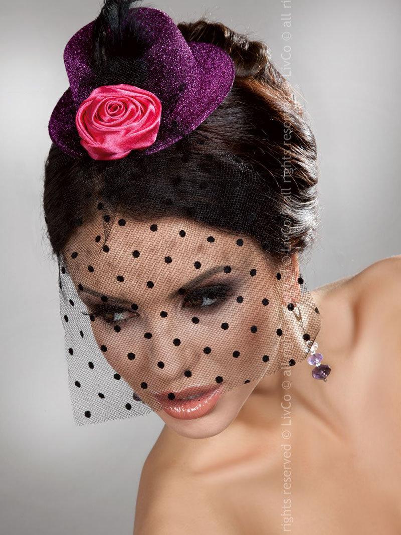 LivCo Palarie Mini Top Hat Model 10 Mov