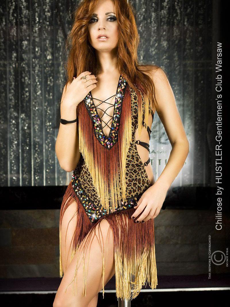 Chilirose Costum Dancer Maro