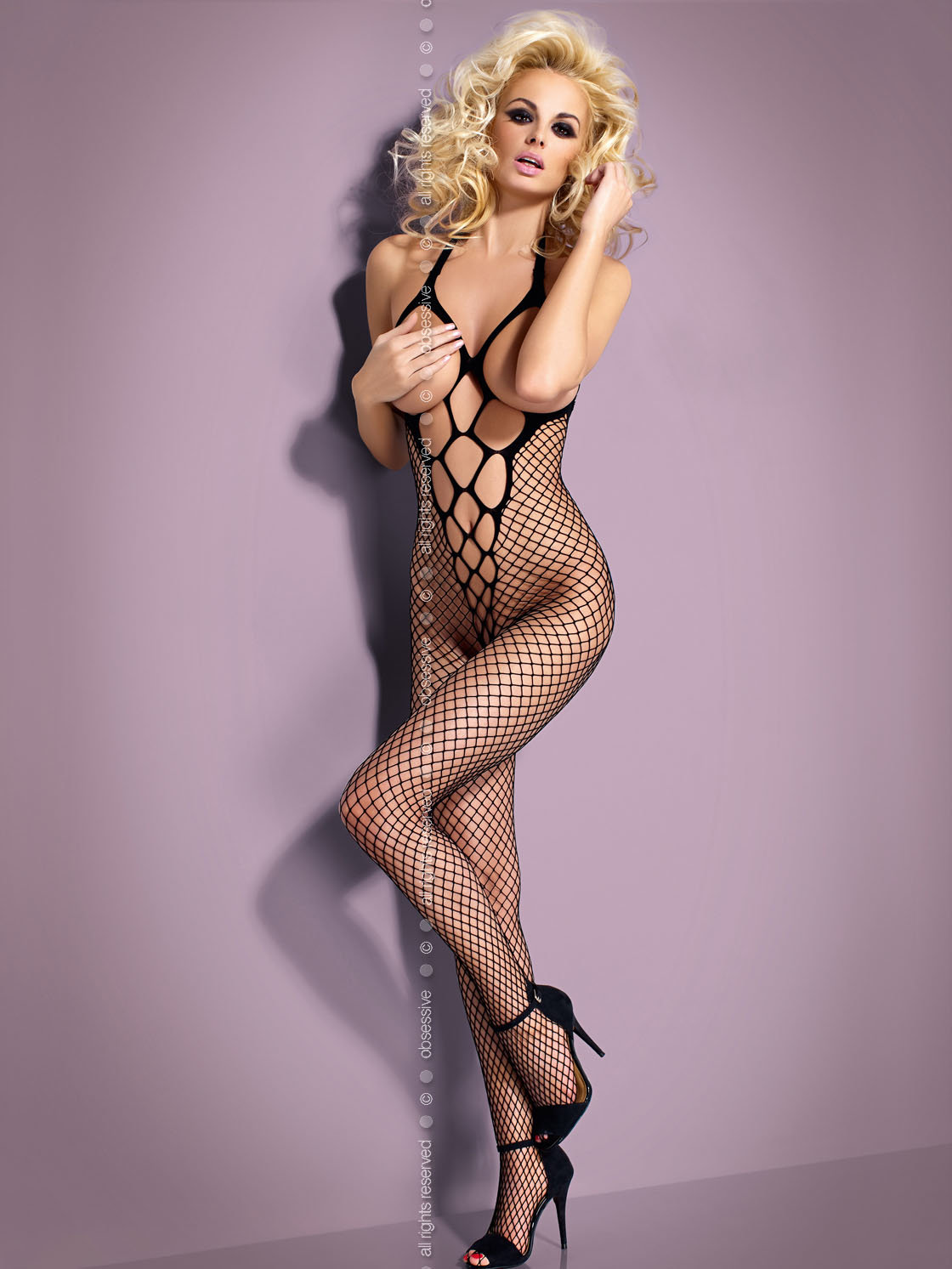 Obsessive Catsuit N106