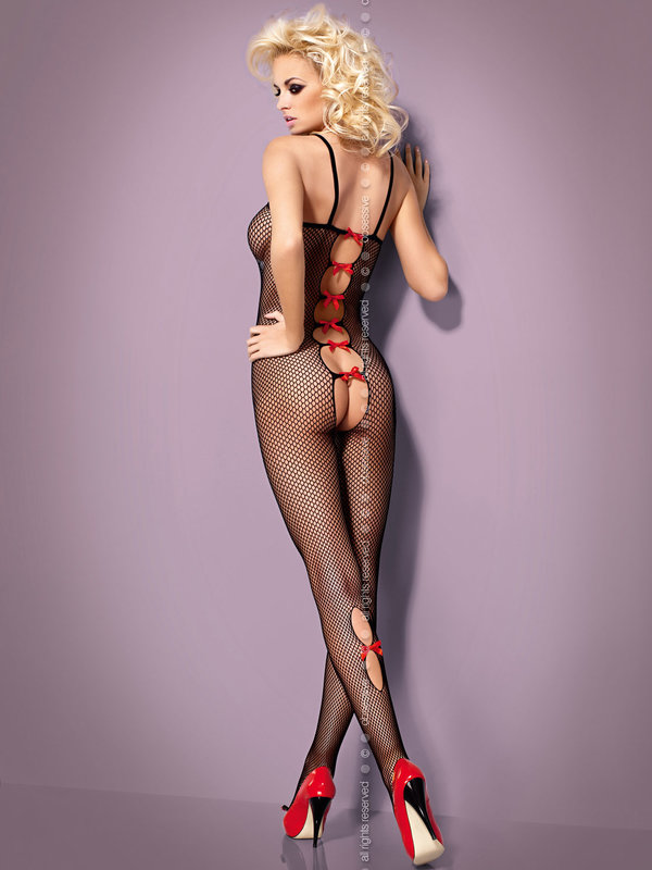 Catsuit Obsessive N107