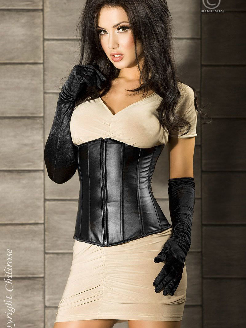 Chilirose Corset Miss Pretty