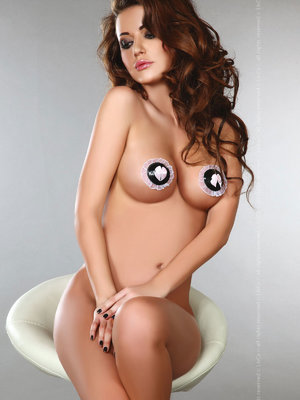 LivCo Circle Nipple Covers Model 13