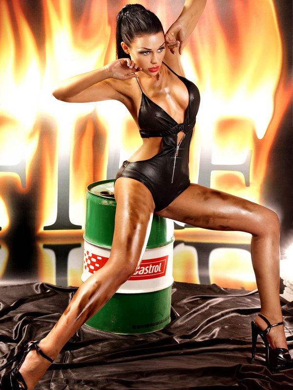 Body Lolitta Too Hot