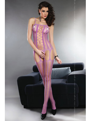 Catsuit LivCo Almas purple