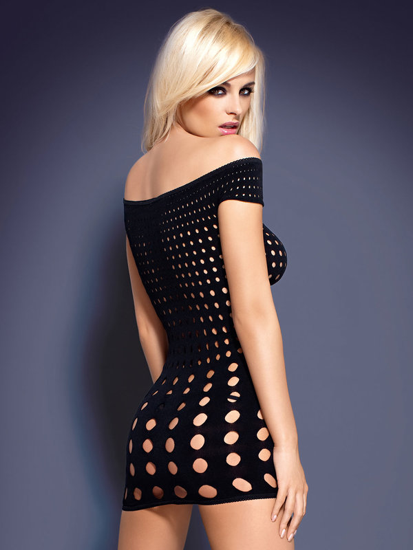 Chemise Obsessive Rocker short dress