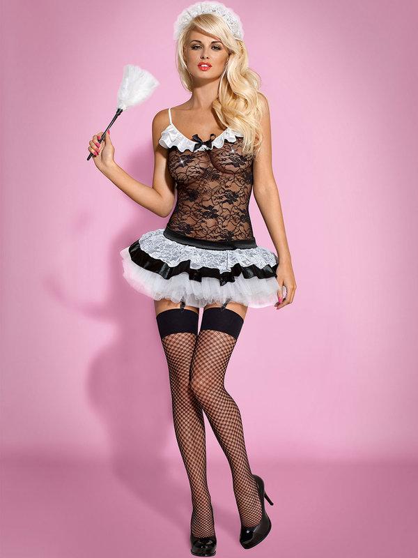 Costum Obsessive Housemaid