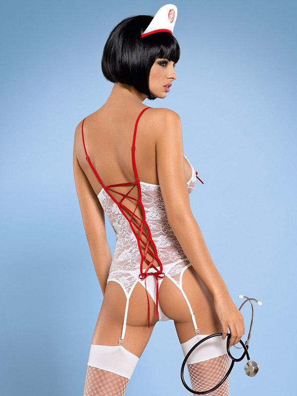 Costum Obsessive Medica corset