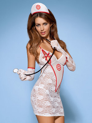 Costum Obsessive Medica dress