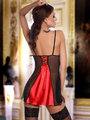 Chemise Beauty Night Michele red