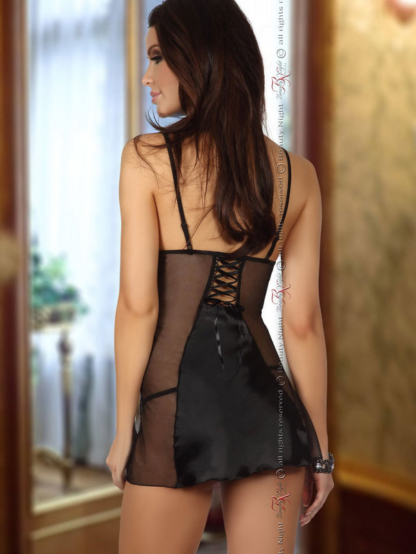 Chemise Beauty Night Michele black