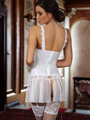 Corset Beauty Night Dorothy white