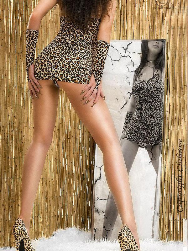 Chemise Chilirose Cheetah