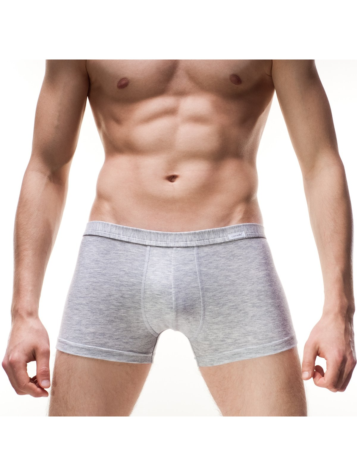 Cornette Boxer Authentic mini gray