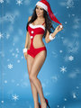 Costum Chilirose Christmas body