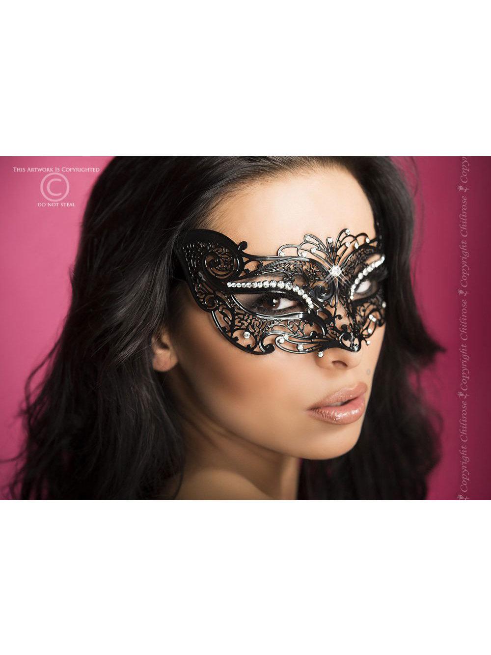 Masca Rosalia Negru thumbnail