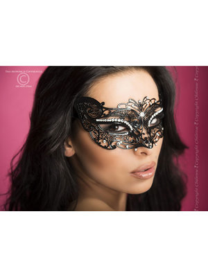 Masca Rosalia - Negru