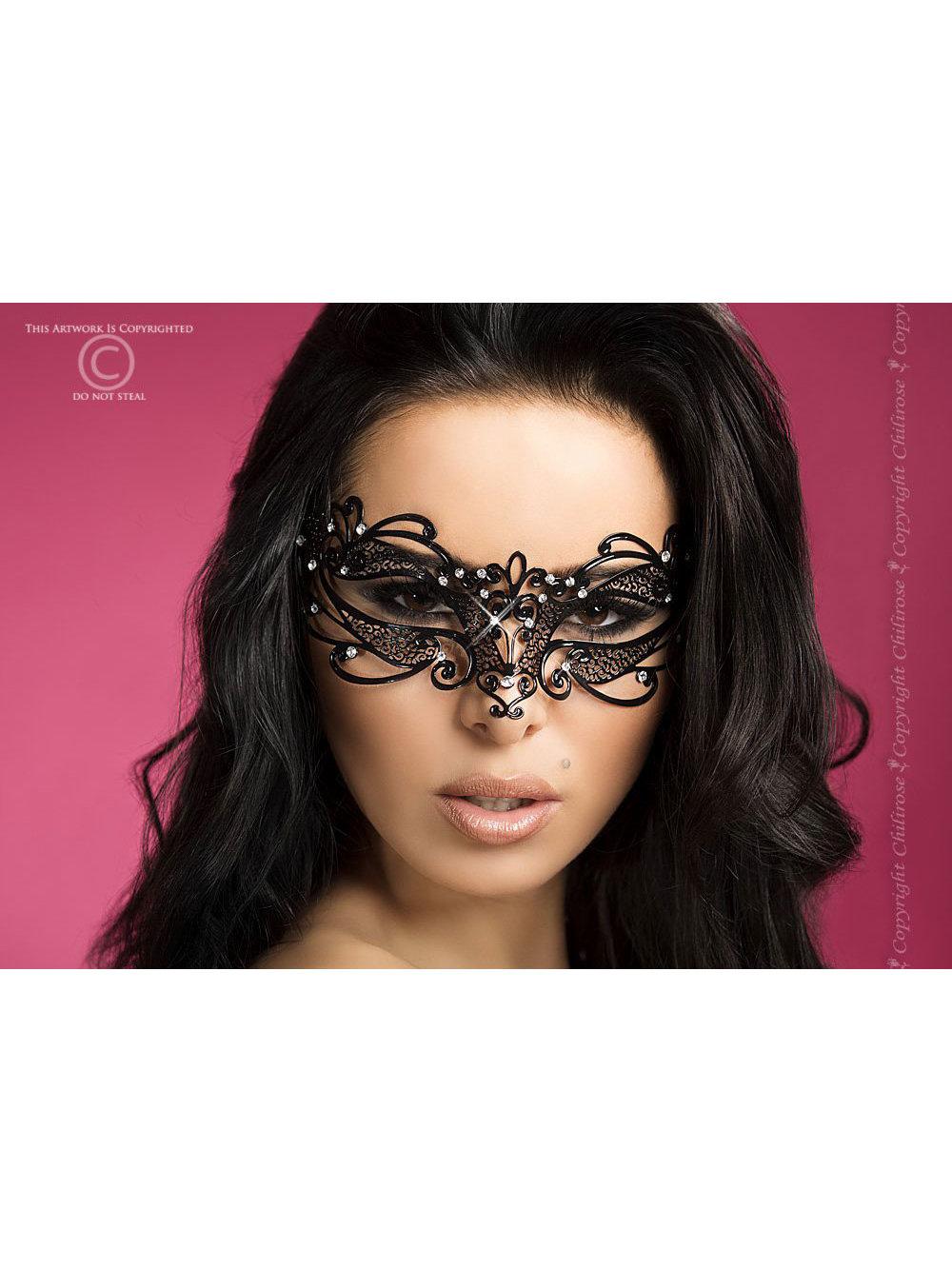 Masca Mirabelle Negru
