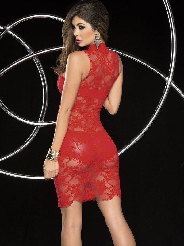 Rochie Espiral Lingerie 4302