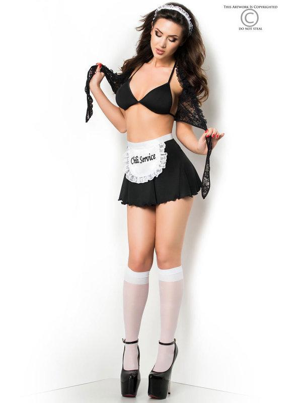 Costum Chilirose Sexy Maid