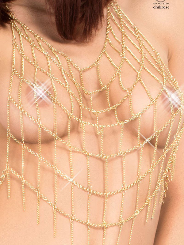 Set sexy Chilirose Body Chain model 4