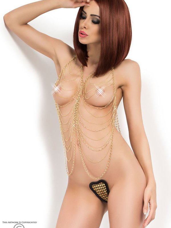 Set sexy Chilirose Body Chain model 5