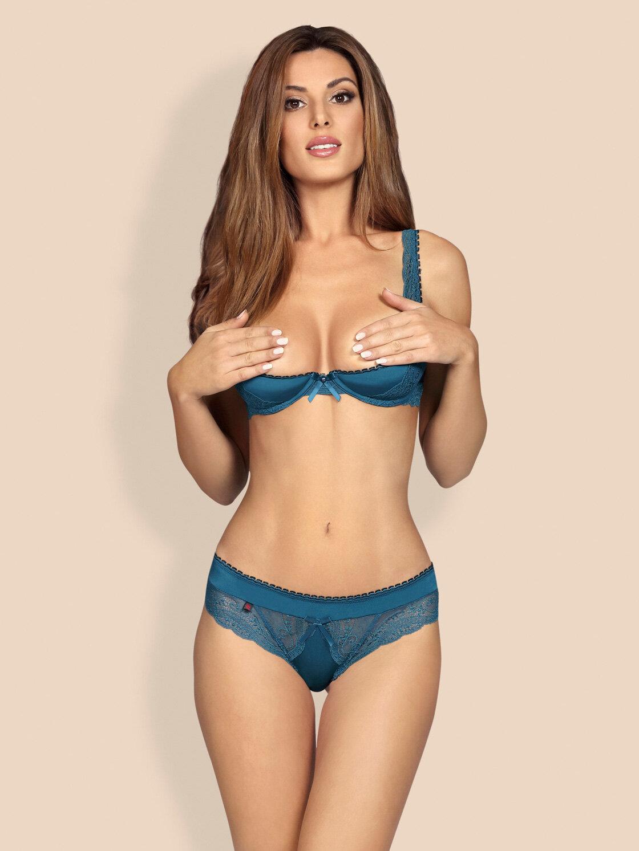 Set sexy Miamor Albastru
