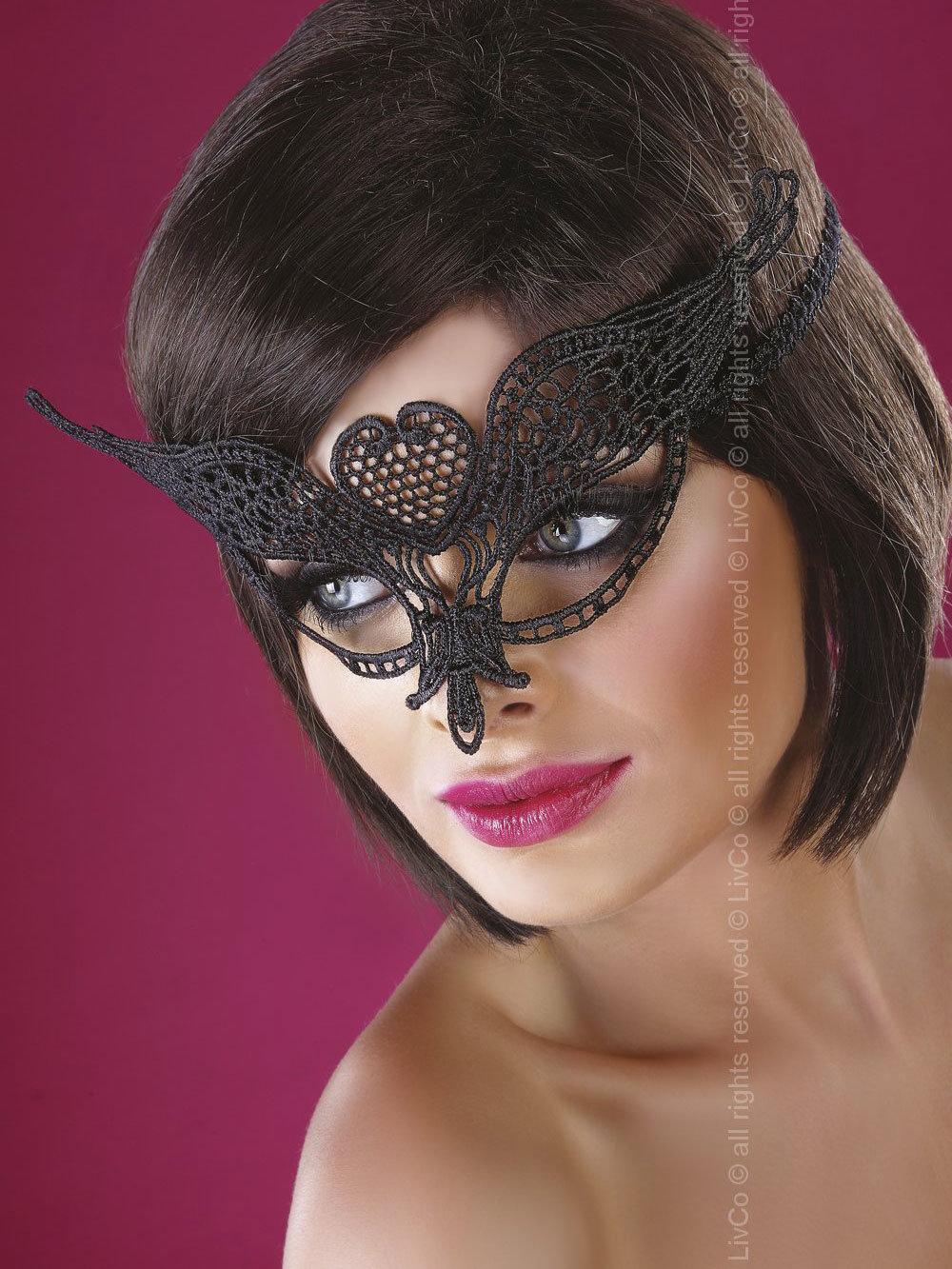 LivCo Masca Model 10 Negru