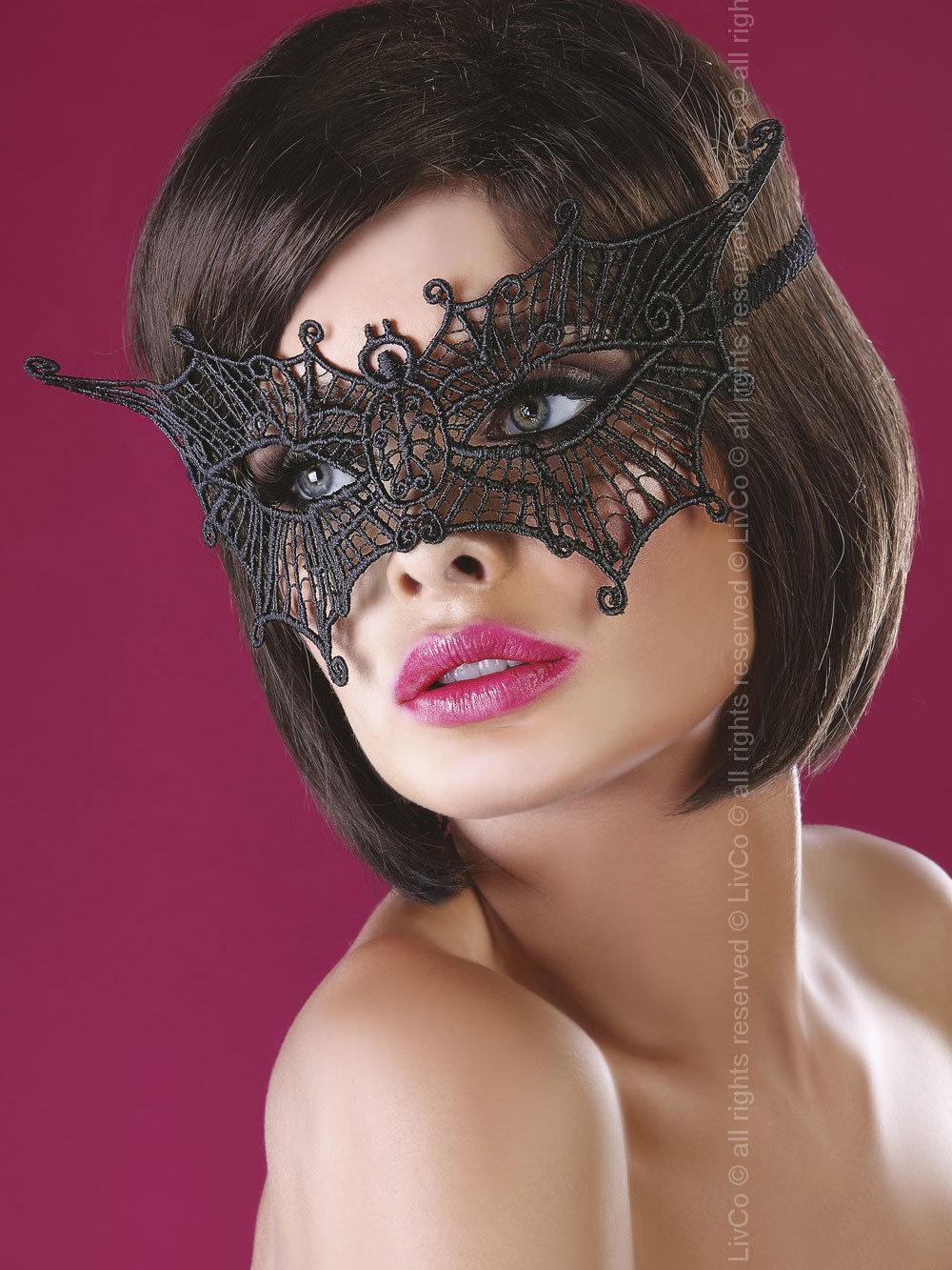 Masca Model 11 Negru de la LivCo