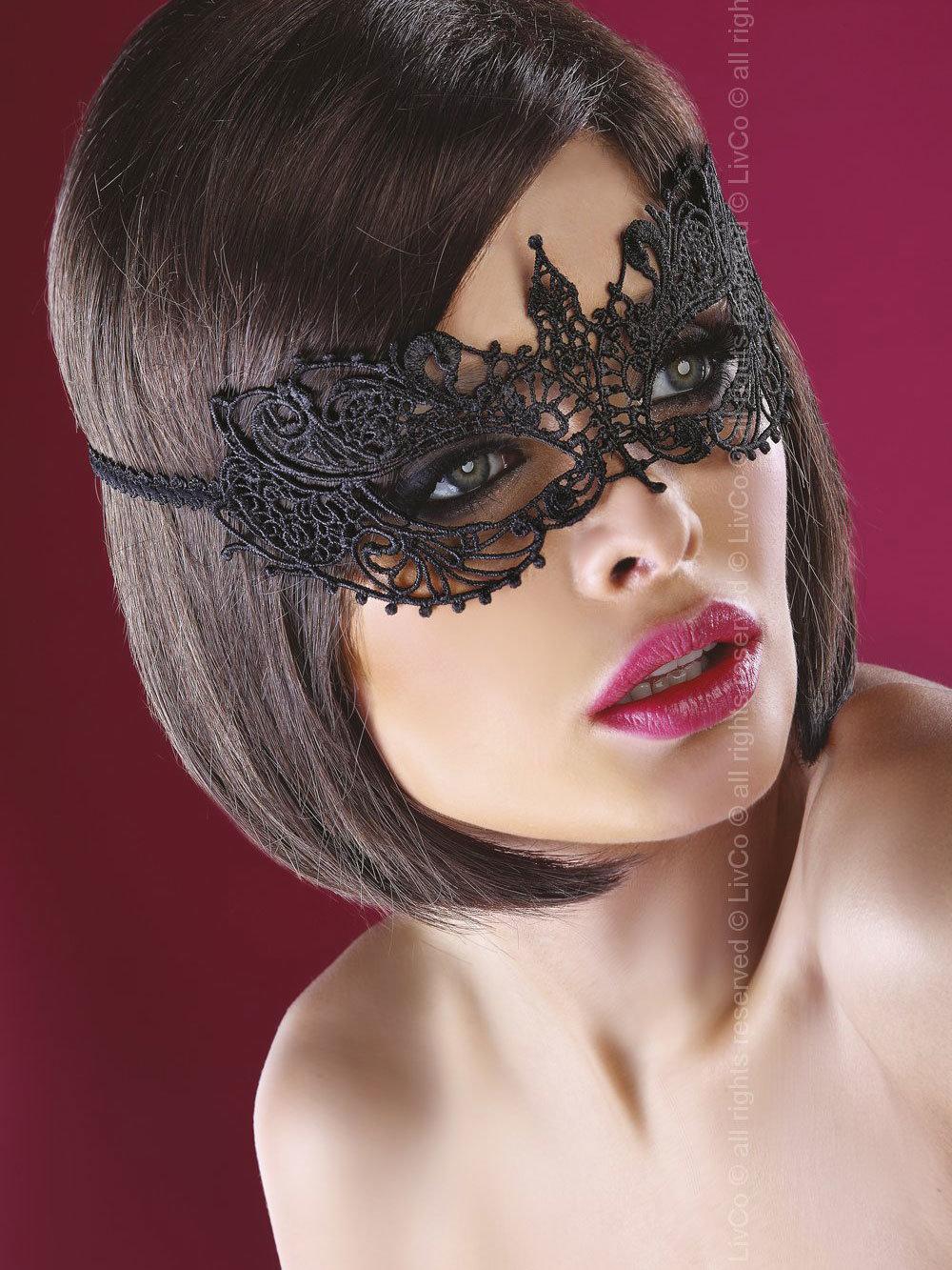 LivCo Masca Model 12 Negru