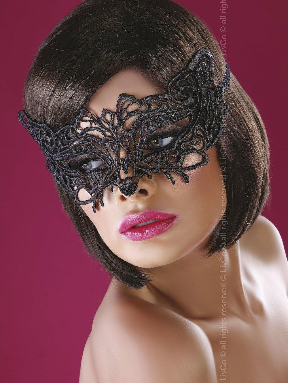Masca Model 13 Negru de la LivCo